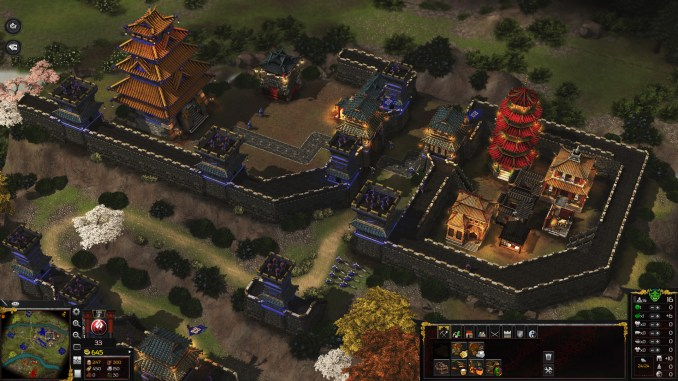 Stronghold: Warlords screenshot 3