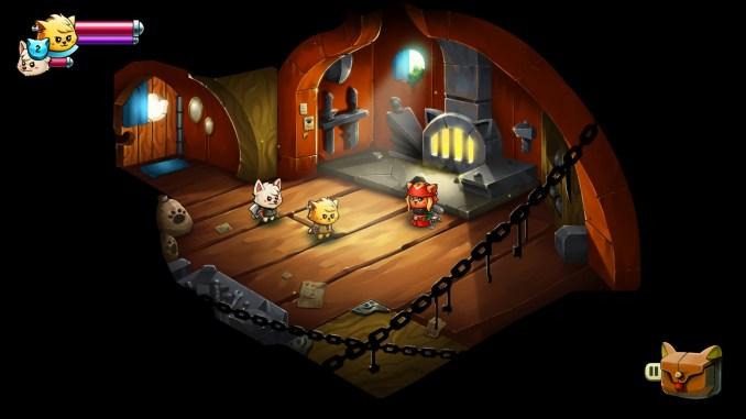 Cat Quest screenshot 2