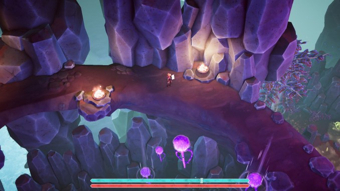 Nanotale - Typing Chronicles screenshot 1