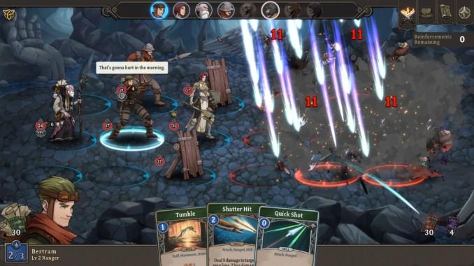 Gordian Quest screenshot 2