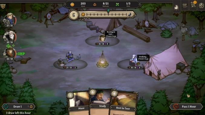 Gordian Quest screenshot 3