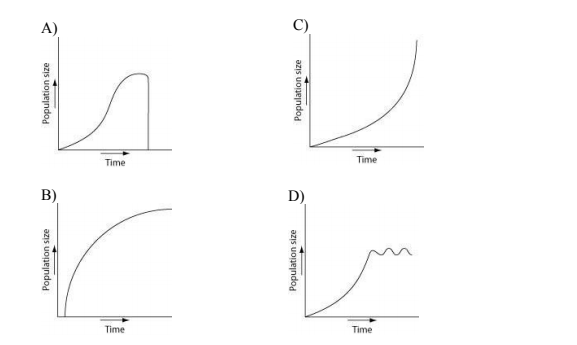 Which of the following graphs illustrates the populat...