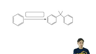 Provide stepwise synthesis for the following transfor...