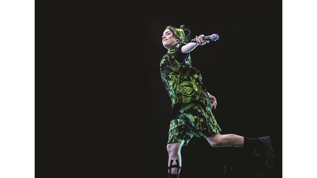 Billie Eilish Portugal Concerto - Get Images