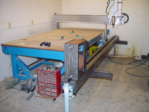 CNC 4th Axis Basics: Routers and Woodworking - CNCCookbook CNCCookbook