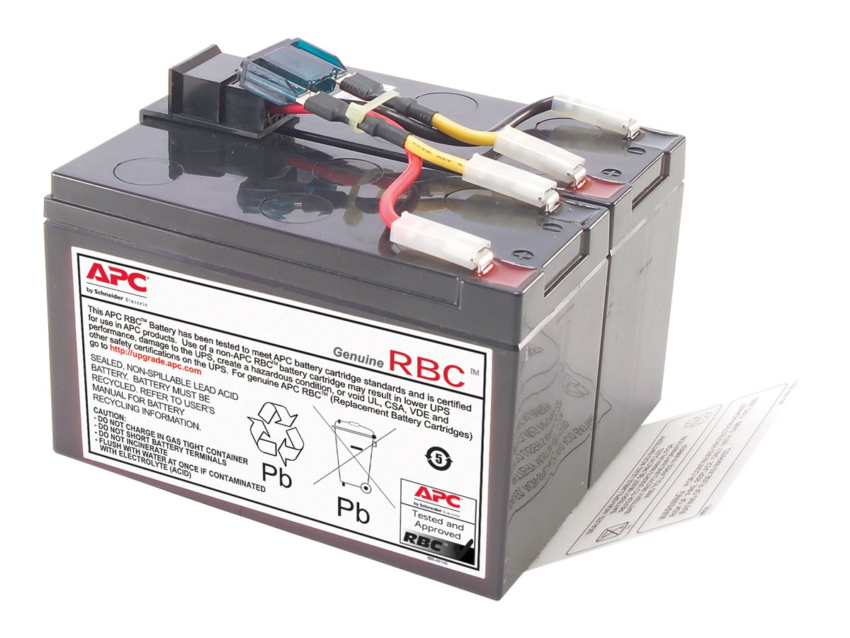 hight resolution of apc rbc48 replacement battery cartridge