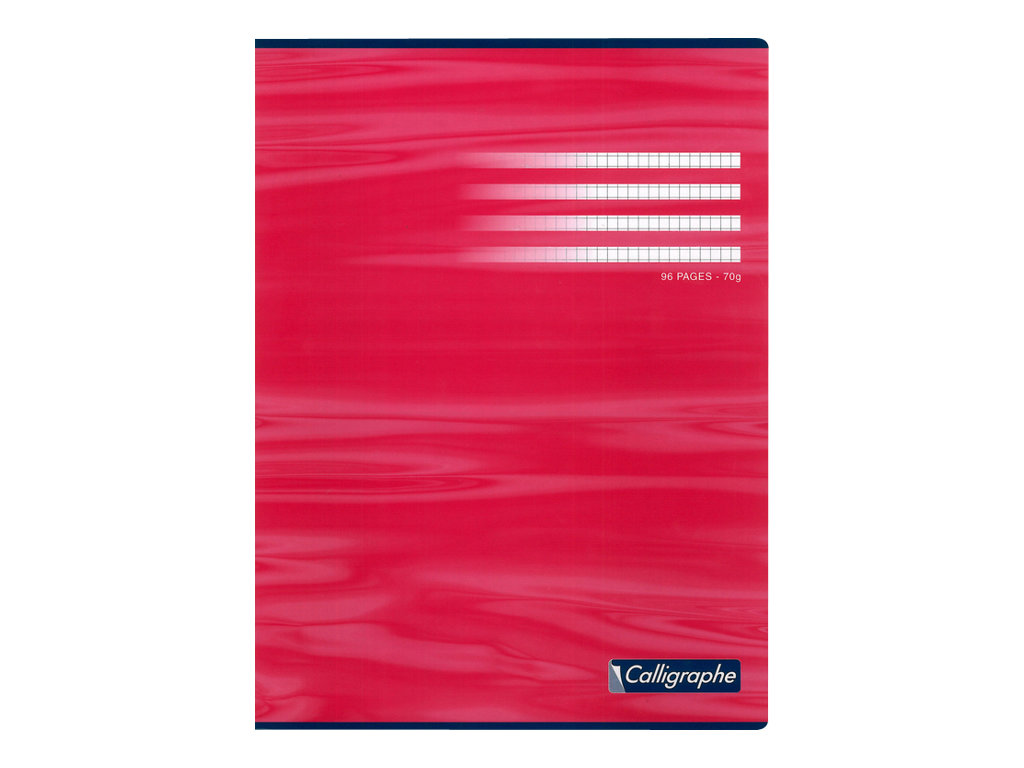 Calligraphe 7000 A4 Cahier 24 X 32 Cm 96 Pages