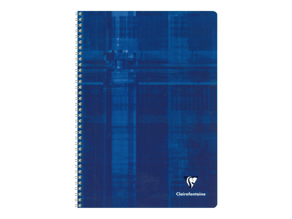 Clairefontaine Cahier Spirale A4 100 Pages Petits