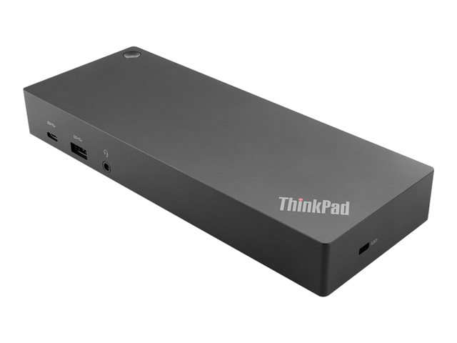 Lenovo ThinkPad Hybrid USB-C with USB-A Dock (40AF0135US) | Stations d'accueil pour ordinateur portable | Inso.ca