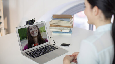 Webcam Logitech HD Pro C920s