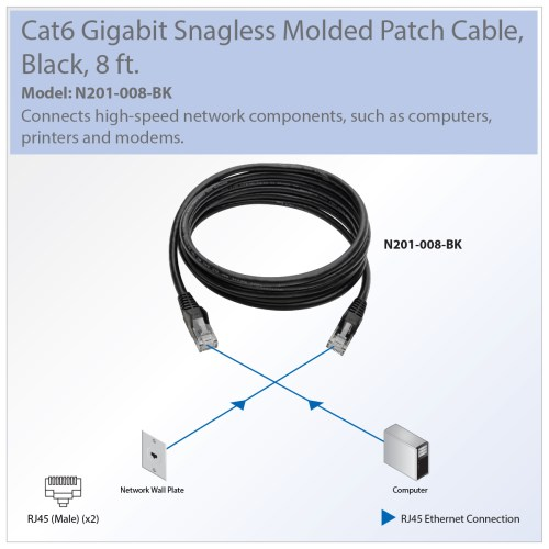 small resolution of recommended patch cable for connecting components in your cat6 gigabit ethernet network