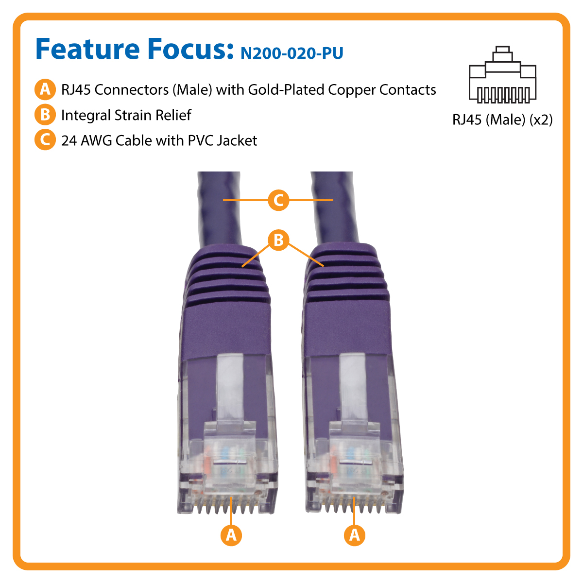 hight resolution of an ideal solution for high speed cat5 5e 6 networking