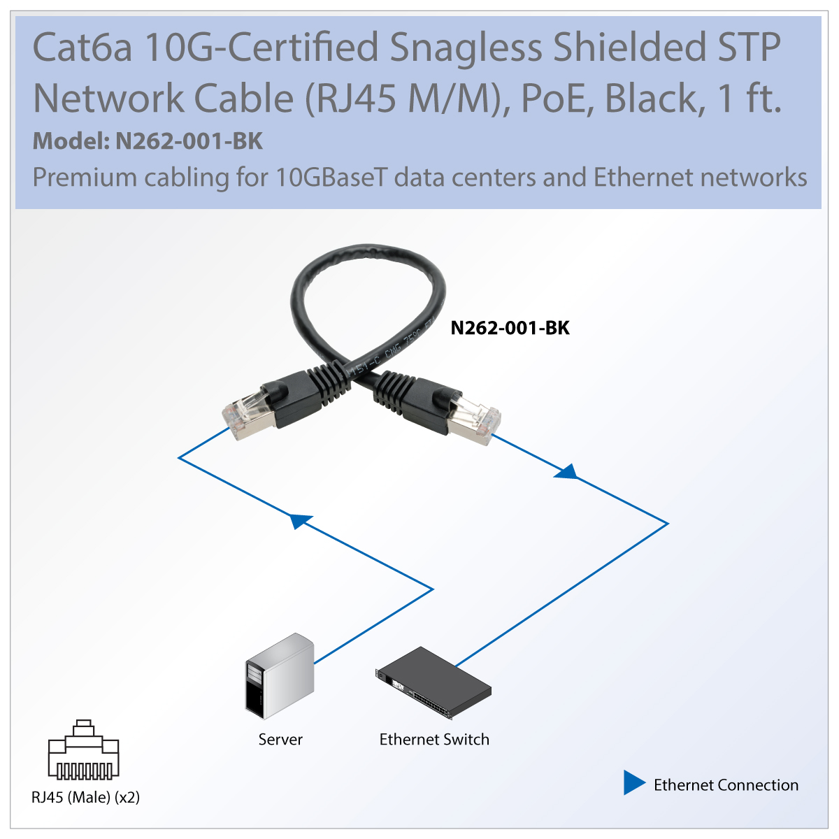 hight resolution of transmits data voice and video signals in high density 10gbaset networks
