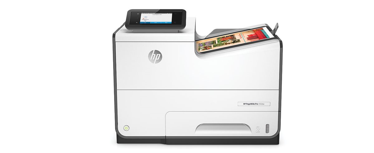 HP PageWide Pro 552dw Wireless Color Inkjet Printer D3Q17A
