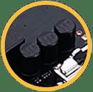 TUF Capacitors