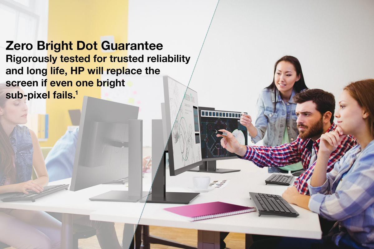 Zero Bright Dot Guarantee