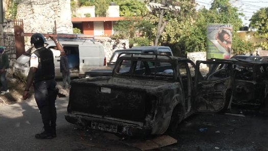 Haiti President's killing followed by fierce chase and gun battle -- exclusive 4