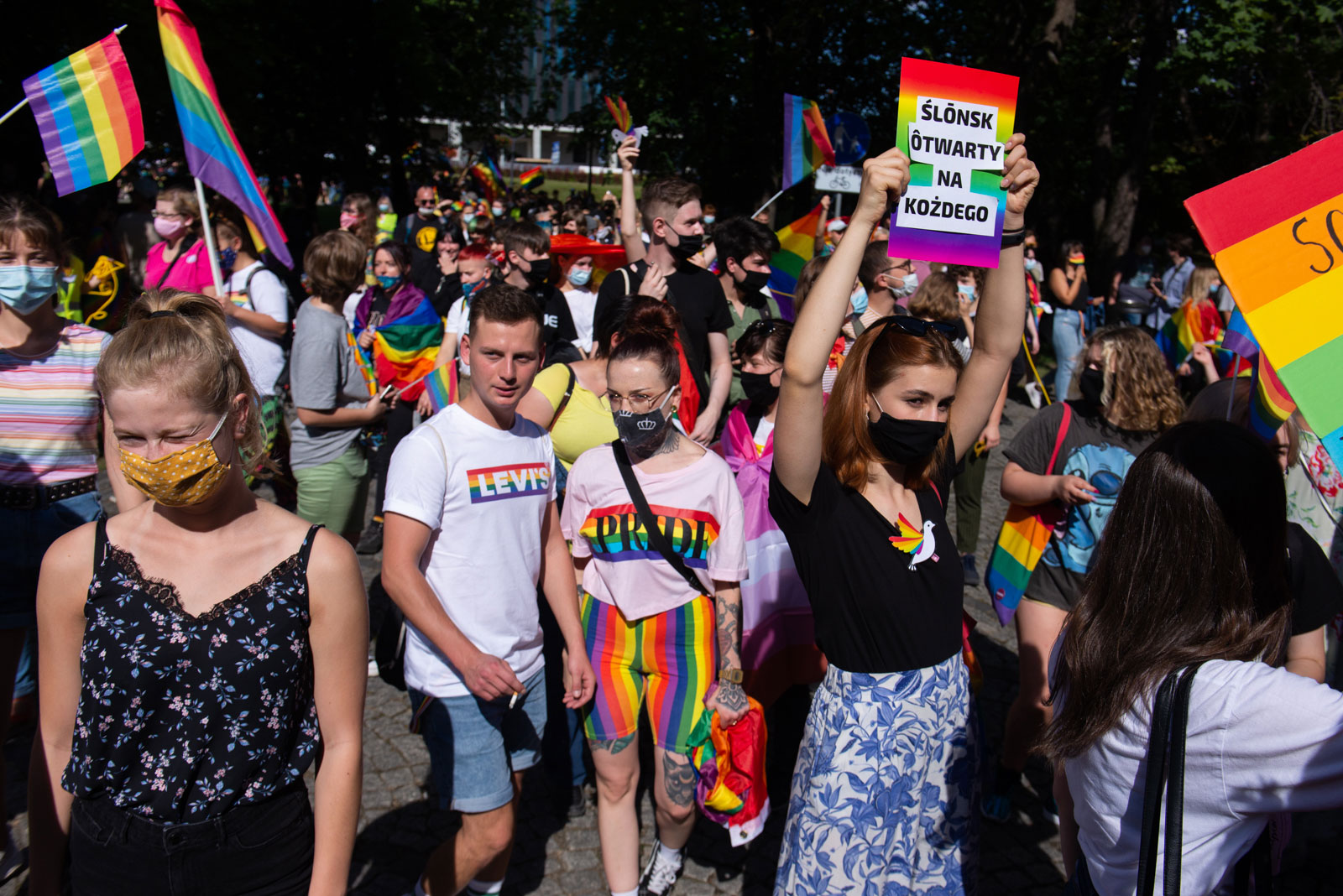 In Poland's 'LGBT-free zones,' existing is an act of defiance - C'mon » TikTokJa Video Downloader