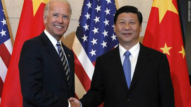 Biden and Trump draw China's Xi into 2020 election fray - CNNPolitics
