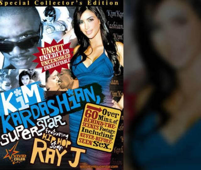 A Sex Tape Featuring Kim Kardashian And Former Boyfriend Singer Ray J Has