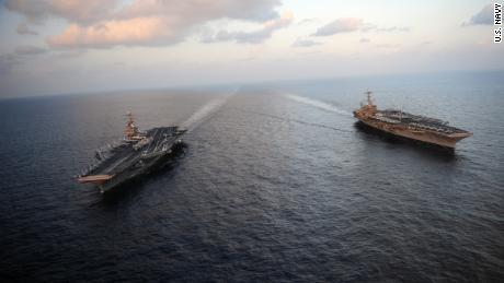All eyes on Strait of Hormuz as US-Iran tensions build