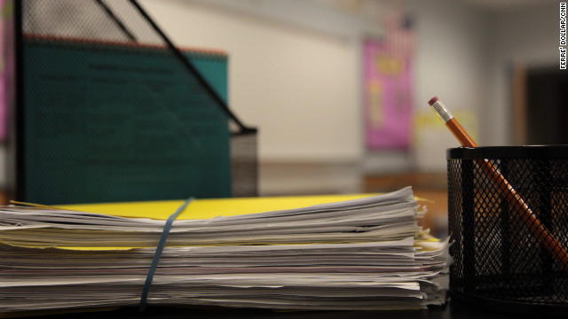 94% of teachers spend their own money on school supplies