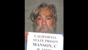 Charles Manson: il famigerato detenuto