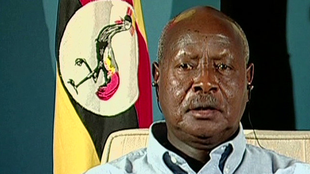 Yoweri Museveni Fast Facts