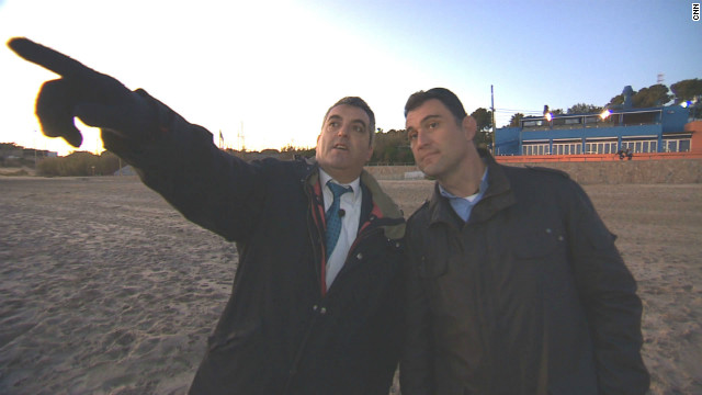 Antonio Barroso, left, and Juan Luis Moreno brought the issue of Spain's stolen babies to light.