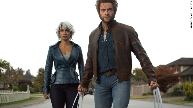 "Halle Berry's Storm and Hugh Jackman's Wolverine became fan favorites when ""X-Men"" hit theaters."