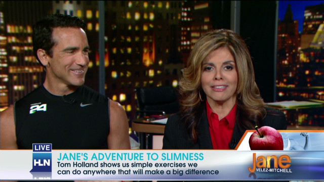chair exercises on cable tv egg garden tom s tips workout from your cnn video exp jvm holland 00002001