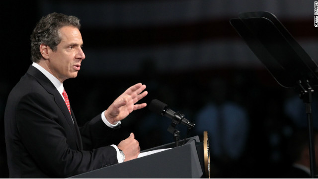 Cuomo orders all non-essential New York workers to stay home