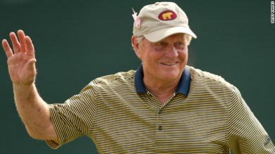 Jack Nicklaus Fast Facts