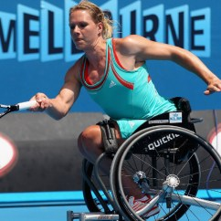 Wheelchair Olympics Linen Tufted Chair Kirklands Unbeaten In 10 Years Tennis Ace Esther Vergeer Retires Cnn She Won Four Successive Gold Medals The Paralympics Singles Tournament 21 Grand Slams And