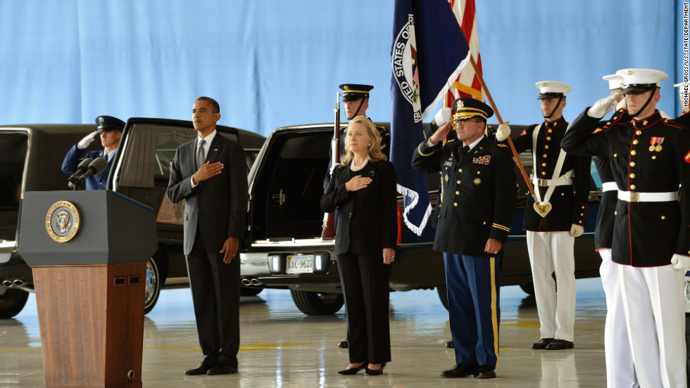 benghazi mission attack fast