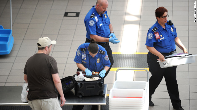 Got powder in your carry-on? You may want to check it