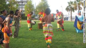 America's Gullah/Geechee people