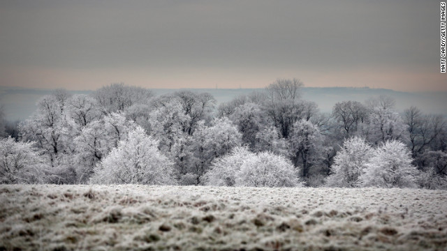 The coolest cold-weather terms to memorize this winter