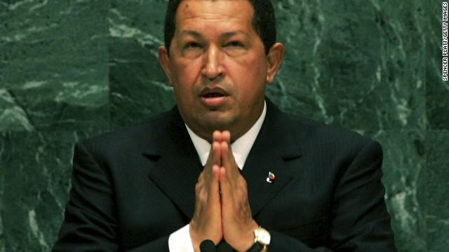 Hugo Chavez Fast Facts