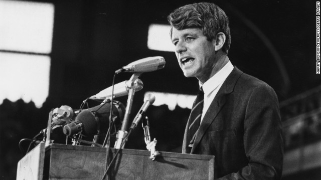 RFK's daughter: Don't just quote my dad, follow his example