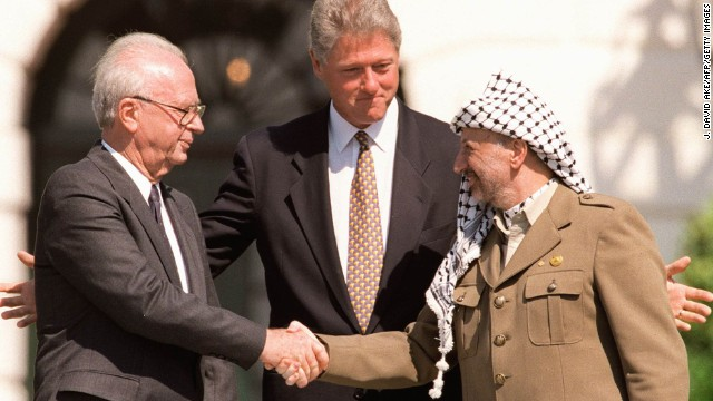 Oslo Accords Fast Facts