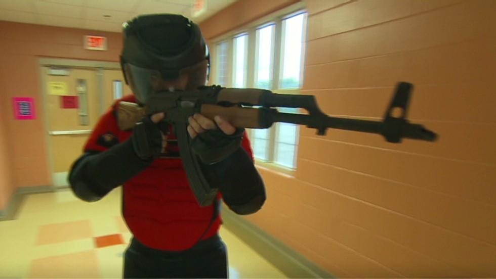 Security Guard Florida Shooting
