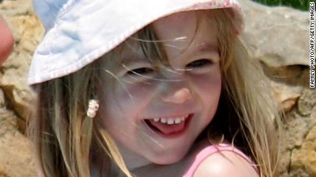 Portuguese search wells in case of missing Madeleine McCann