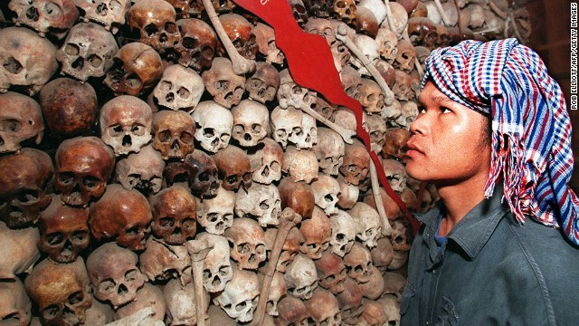 An ongoing struggle for justice after Khmer Rouge