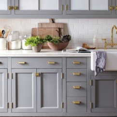 Brass Kitchen Hardware Renew Cabinets Home Decor S Hottest Metal Is Back Cnn Revitalize Your With A Fresh Paint Color And