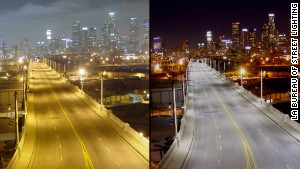 To improve health, cities are changing their streetlights