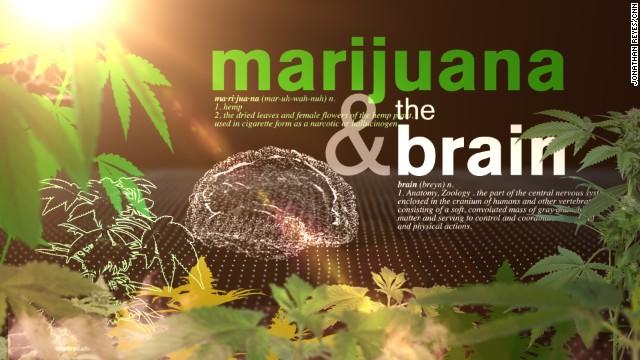 Fumar marihuana puede dejar huella en los cerebros de los adolescentes