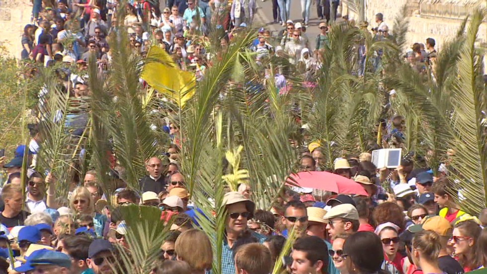 Image result for celebrating Palm Sunday