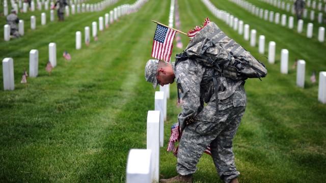 The desperate 'pandemic' among U.S. veterans