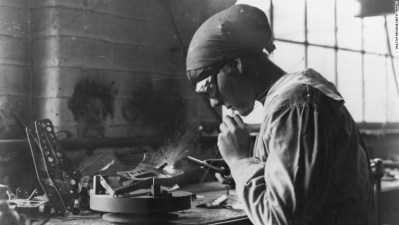 Opinion: The mighty women of World War I - CNN